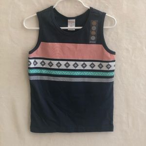 Gymboree Boys Summer Sleeveless T-Shirt 3T